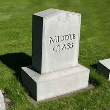 La classe media è morta… e non è una buona cosa
